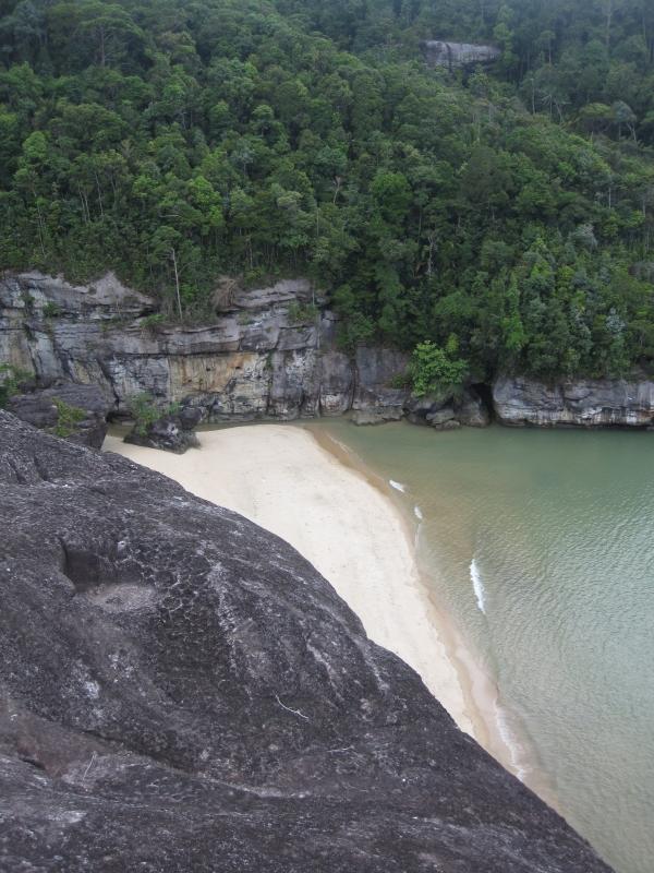 beach-of-telok-pandan-kecil