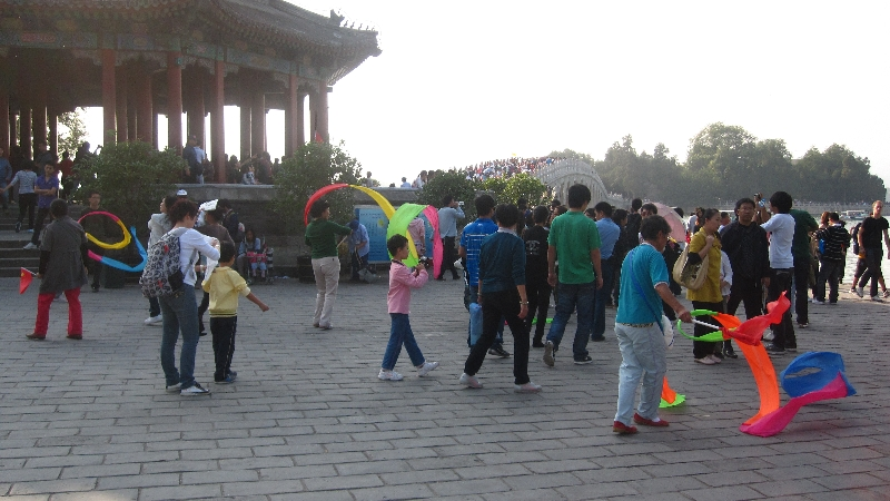 children-playing-in-the-summerpalace