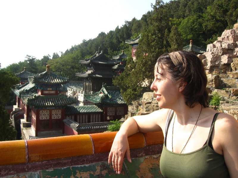 maria-enjoing-summerpalace