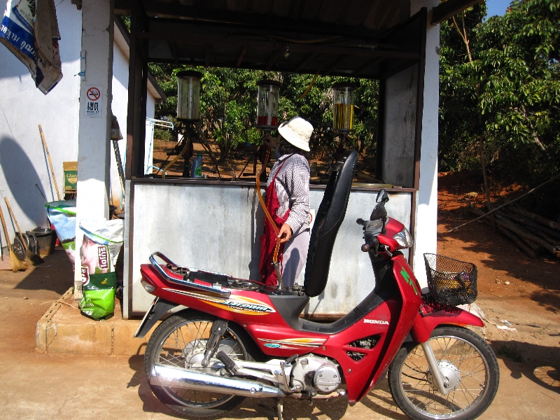 refuelling