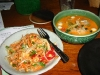 papaya-salat-red-curry-soup-cooked-by-maria-very-good