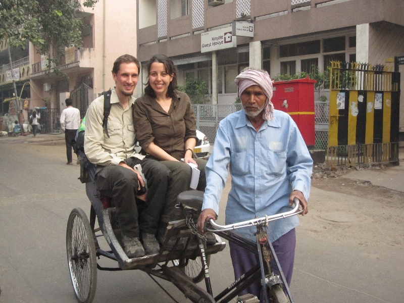 a-cycle-rikshaw-in-delhi