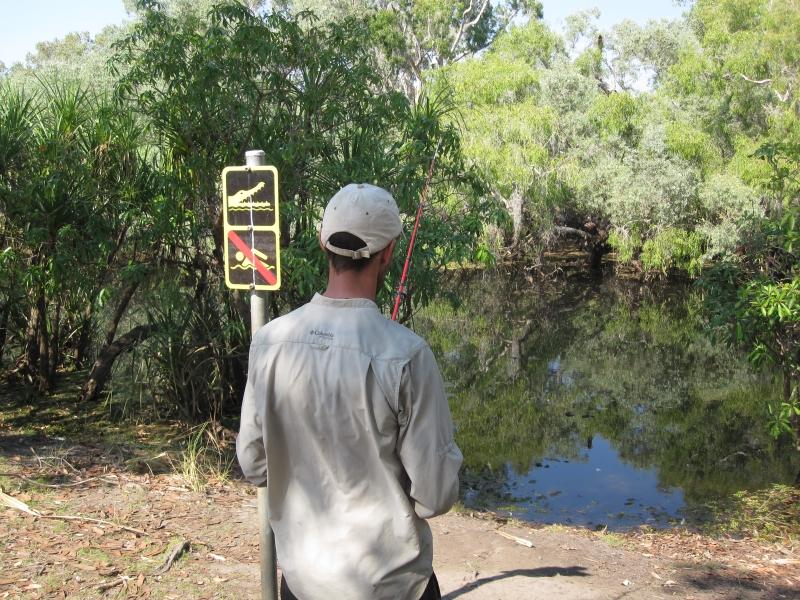 fishing-in-a-crocodile-river