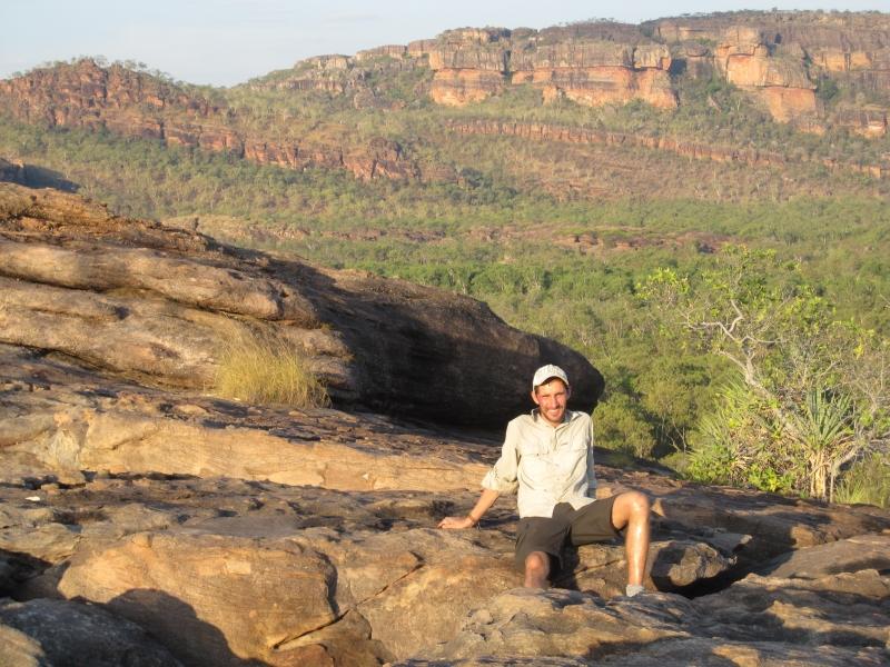 sunbath-in-kakadu-national-park