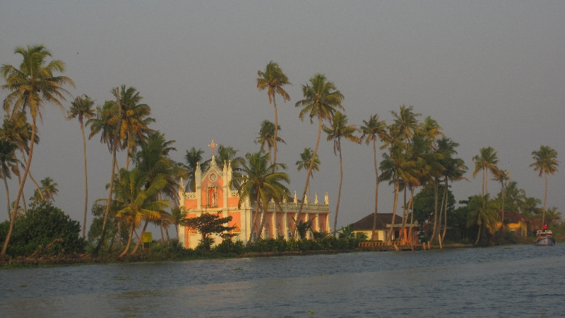 a-church-at-the-backwaters-india-kerala