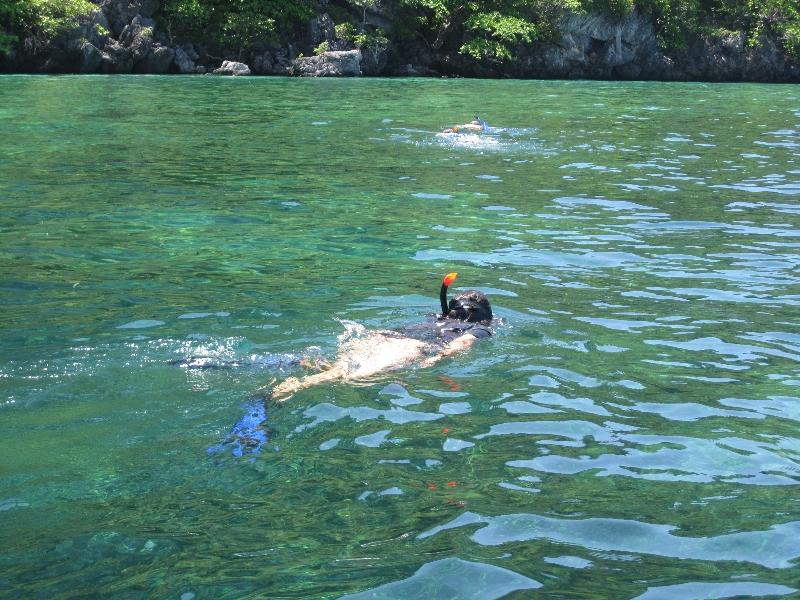 snorkeling-moskito-island