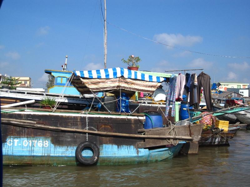 a-houseboat