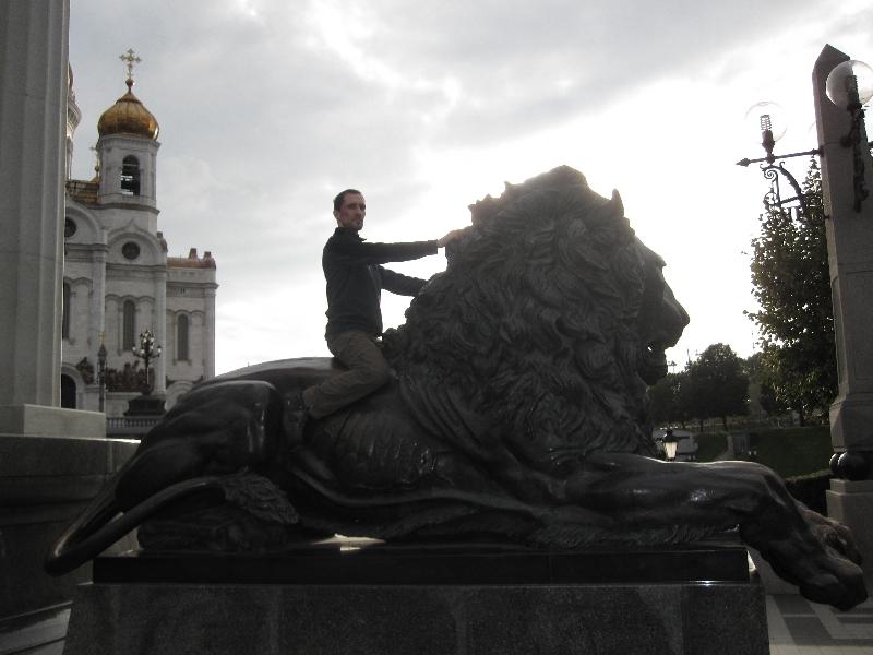 bjoern-riding-a-lion