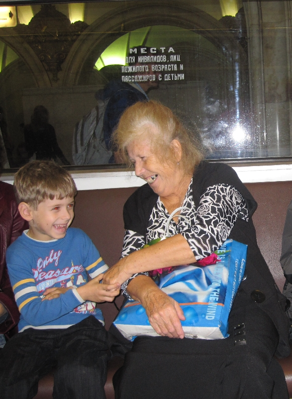 boy-and-his-grandma-in-the-metro