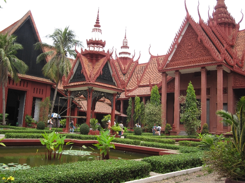 kambodia-national-museum
