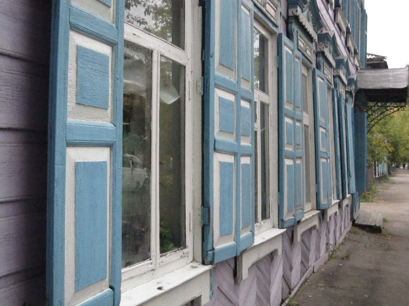 blue-folding-shutter