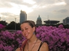 maria-and-flowers-and-a-beautyfull-skyline