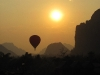 sunset-and-a-balloon-in-vang-vieng