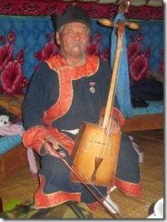 Nomade musician