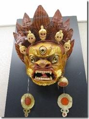 6j Tibetische Maske