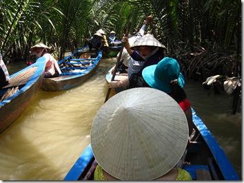 Cruising on the Mekong