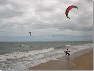 Mui ne is about wind surfing