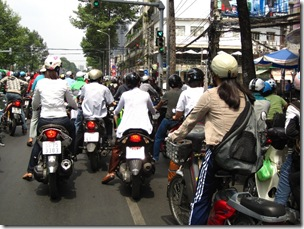 Saigons Motos