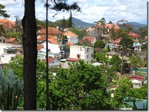 View over Da Lat