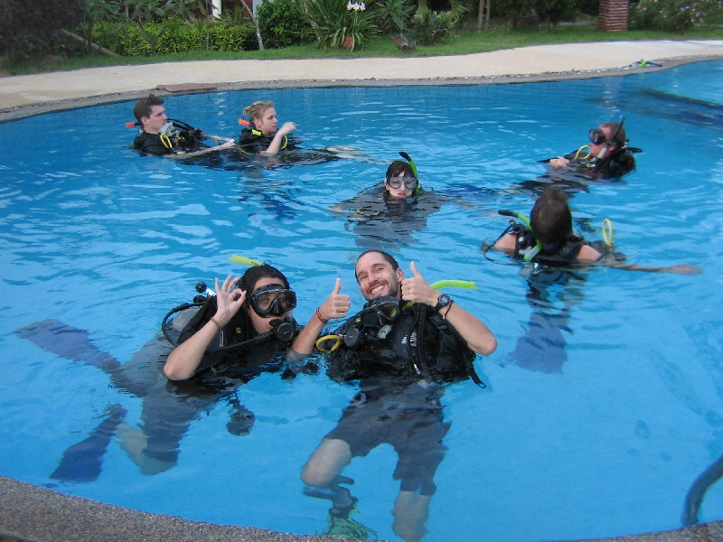 Diving with Crystal Divers