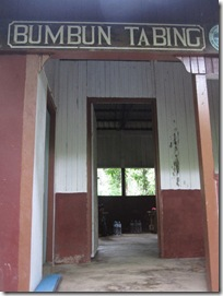 Bumbun Tabing - Nachsitz im Taman Negara