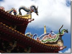 Kong Meng San Pho See Kark  Monastery - ein chinesischer Tempel