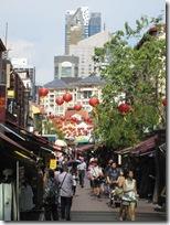 Pagode st. - chinesischer Flair im modernen Singapur