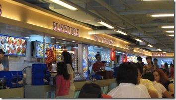 Suntec Mall Foodcourt