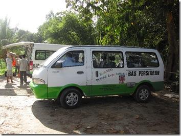 Unser eigener Minibus