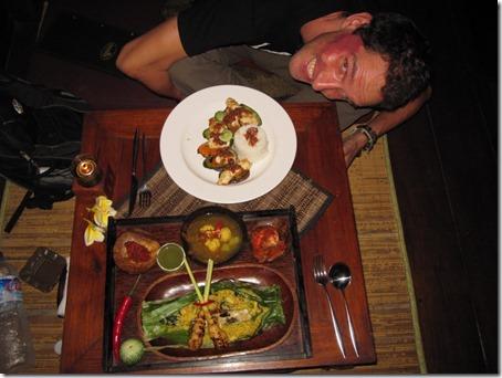 Notre dernier repas en Asie