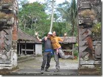 Tempel Gunung Kawi auf Bali