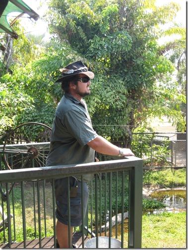 Crocodylus parc - guide