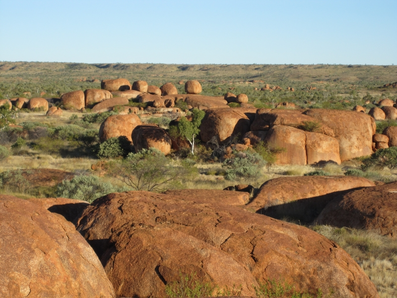 Devil Marbles - Australia