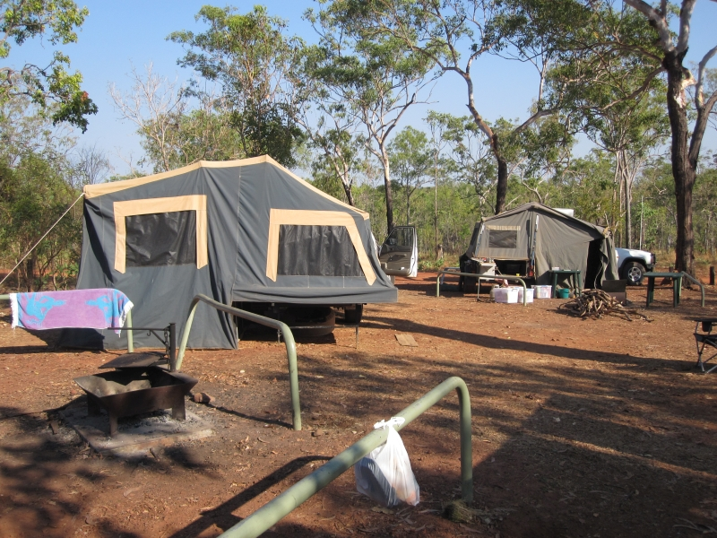 Luxery camping - Grey Nomads in Australia_Road Trip