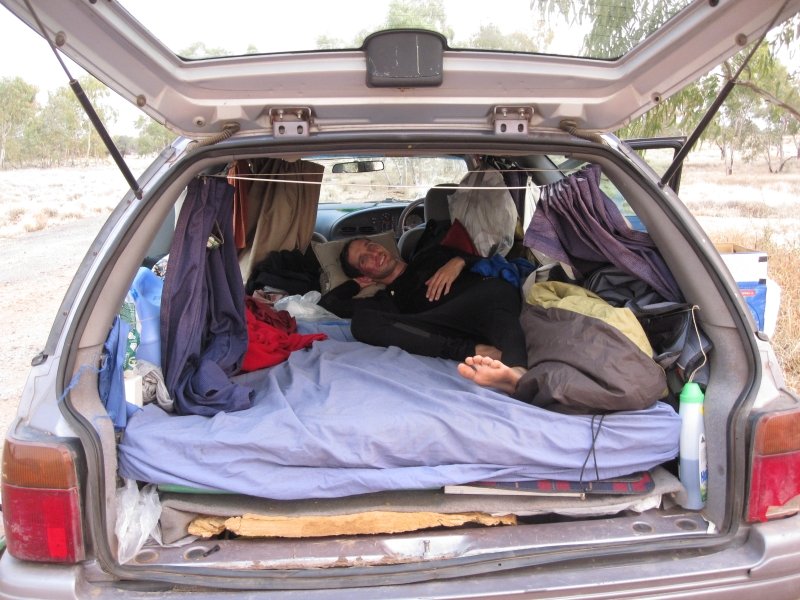 MyCar Guesthouse_Road Trip