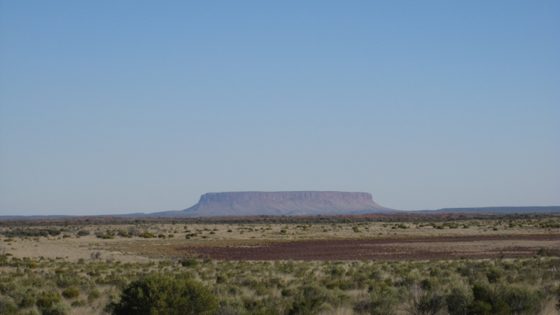 Not Uluru, Mount Conner_Road Trip