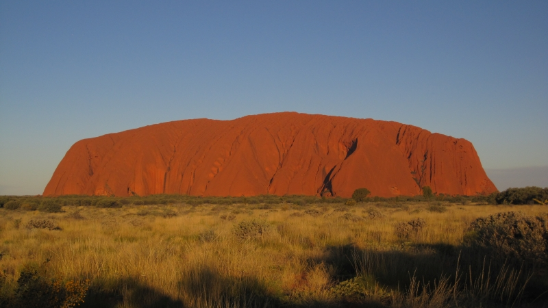 Uluru National Park - Sunset view_Road Trip